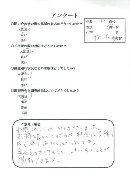 妻浮気 愛知県稲沢市 探偵 楓女性調査事務所 口コミ